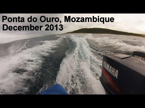Ponta do Ouro, Mozambique - Scuba Diving (GoPro Hero 3)