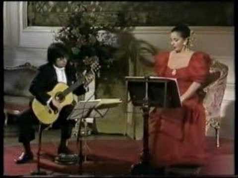 Teresa Berganza - Gabriel Estarellas - La Simplice