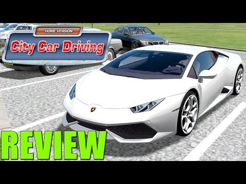 City Car Driving Gameplay Review on PC