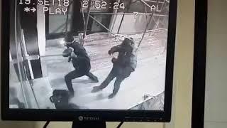 Esplode Bancomat nella notte , portati via 7mila euro VIDEO