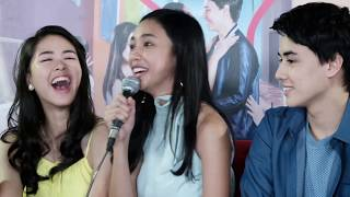 Part 6 Loving in Tandem Blogcon Livestream MayWard KissMarc Maymay Entrata Edward Barber Kisses Dela