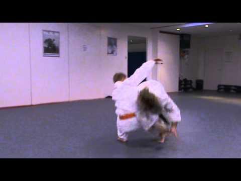 Jiu -jitsu | Uchi-maki-komi Image 1
