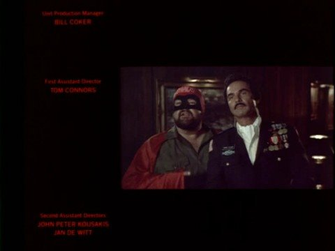 Cannonball Run 1 And 2 Outtakes