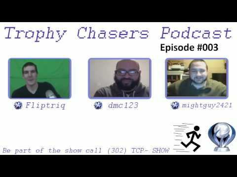 The Trophy Chasers Podcast   Episode  003   Lightning Takes Cross Dressing To A New Franchise