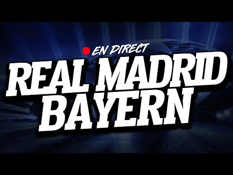 🔴 DIRECT / LIVE : REAL MADRID - BAYERN MUNICH // Club House ( REAL - MUNCHEN ) thumbnail