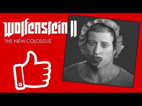 Wolfenstein II: The New Colossus | Открыл для себя целую игровую серию