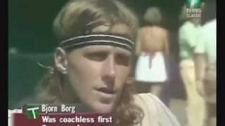 BJORN BORG vs JOHN NEWCOMBE WITC FINAL