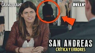 Movie Mistakes San Andreas (Spanish Audio)