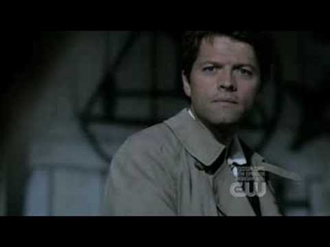 Supernatural: Dean Meets Castiel