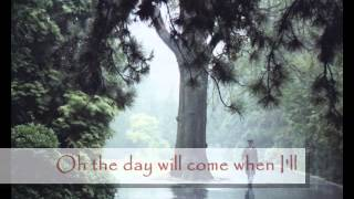 You Wouldn't Cry for me Today Lyrics