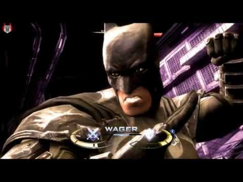 Injustice: Gods Among Us en Vivo ¡En español! parte 2