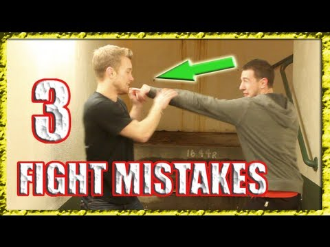 Top 3 Street Fight Mistakes Image 1