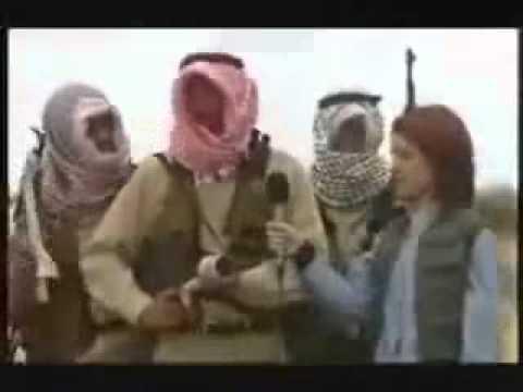 FUNNY ISLAMIC ARAB TERRORIST INTERVIEW