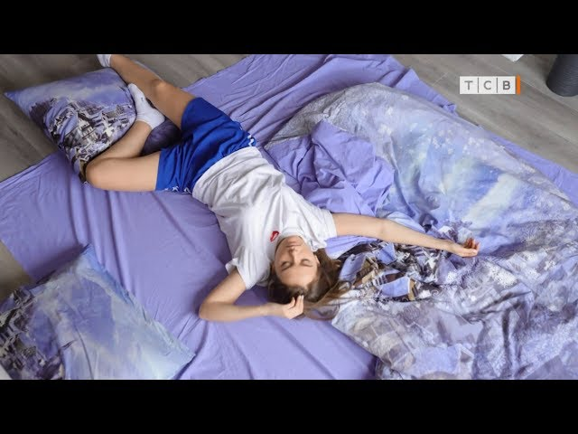 Какая поза для сна самая благоприятная