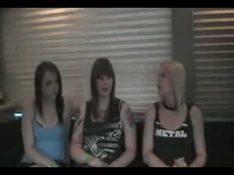 Kittie interview 2007.