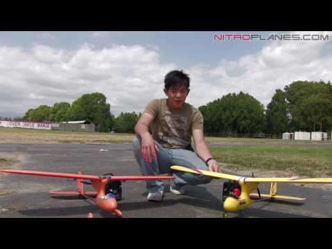 New Arttech Wing Dragon 3ch and 4ch Rc Trainer Planes