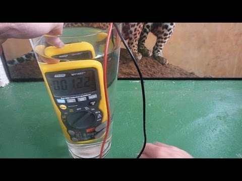 Multimeter review / buyers guide: IP67 Major Tech MT1887 / Extech EX530 Multimeter