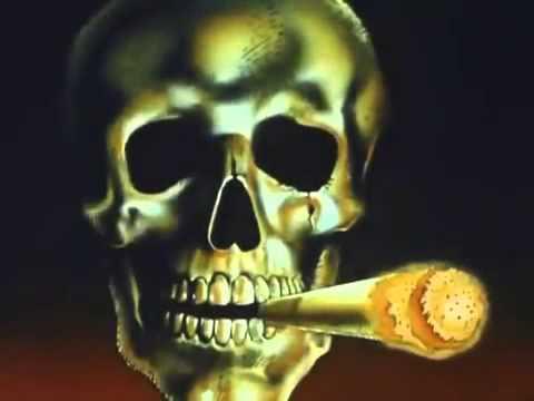 Гротеск - О вреде курения
