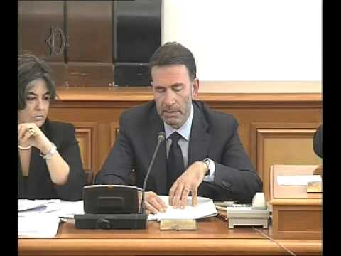 Roma - Privatizzazioni, audizione amministratore ENAV (18.03.14)