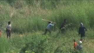 Anti-Muslim riots haunt shattered Myanmar city