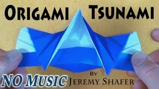 Origami Tsunami By Jeremy Shafer (no Music)
