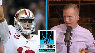 Divisional Round Game Review: Vikings vs. 49ers | Chris Simms Unbuttoned | NBC Sports
