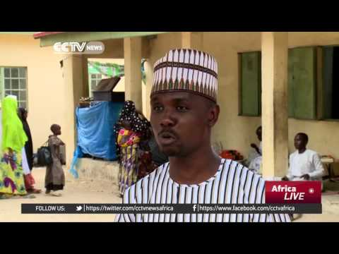 IDP children struggle with school in war torn North-East Nigeria
