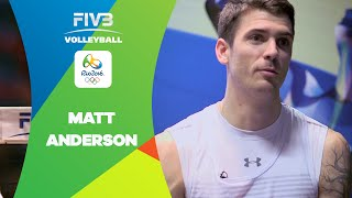 Anderson looking to add gold to resumé