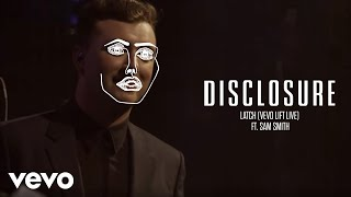 download lagu Disclosure - Latch Vevo Lift Live Ft. Sam Smith gratis