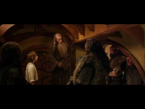 Lo Hobbit – Un Viaggio Inaspettato – Trailer Ufficiale HD (AlwaysCinema)