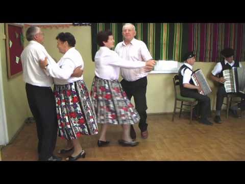 STRYCH  Taneczna  Zabawa W Dawnym Stylu.  Zobacz ! Jak Kiedyś Tańczono