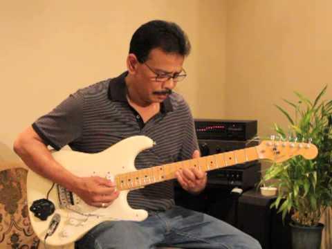 Sundari Kannaal Oru Saethi Song  From Thalapathi Guitar Instrumental...