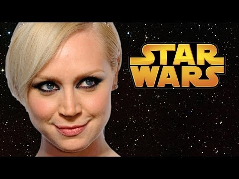 Star Wars Episode 7 Casts Gwendoline Christie
