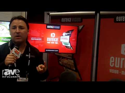InfoComm 2014: Eureka Media Group Highlights Their Digital Display Solutions