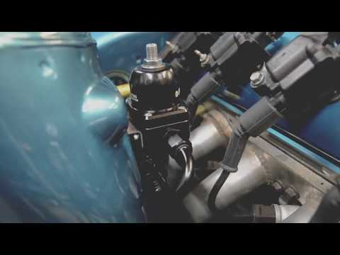 Chase Bays GM LS | Vortec V8 AN Fuel Line Kit Install Guide