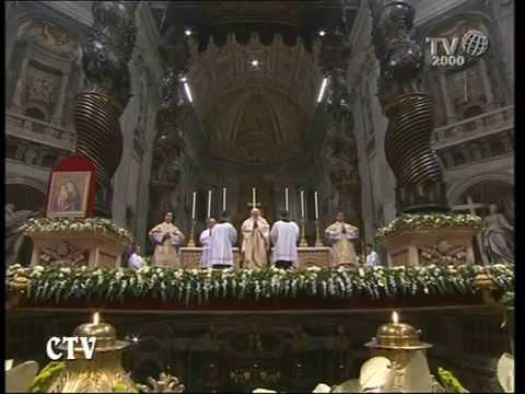 Pope Benedict XVI Christmas mass 24 12 2010