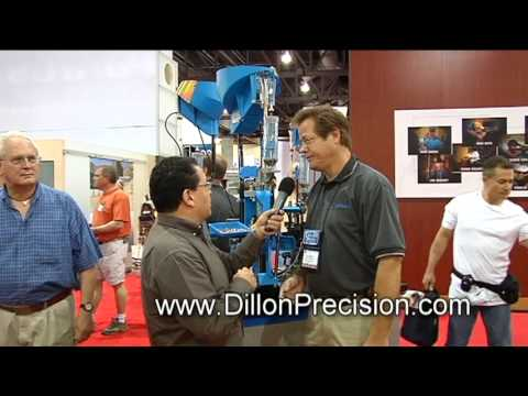 The Firearms Channel NRA 2009 Dillon Precision 650