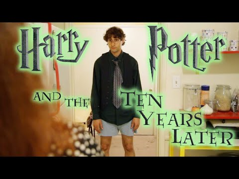 Harry Potter And The Ten Years Later - Episode One