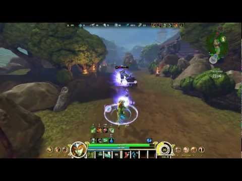 SMITE - Artemis Joust Gameplay Commentary