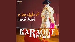 Lo Que No Fue No Sera Karaoke Version