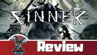 Sinner: Sacrifice for Redemption Nintendo Switch Review-TOUGH!