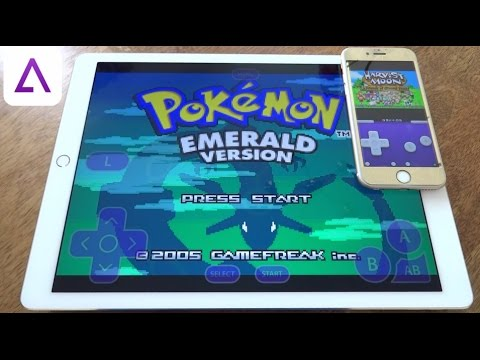 NEW GET GBA4iOS Gameboy Advance & Games iOS 11 - 11.2.6 / 10 / 9 FREE NO Jailbreak iPhone iPad iPod