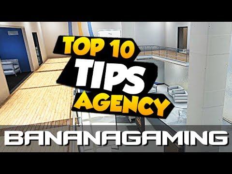 CS:GO - TOP 10 TIPS & TRICKS FOR AGENCY