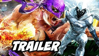 Iron Fist Season 2 Trailer - Immortal Weapons and Moon Knight