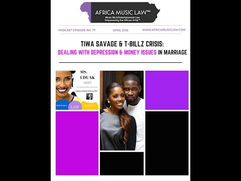 AML 077: Tiwa Savage & TeeBillz Marriage Crisis: Abuse, Depression, Infidelity, Money Issues & More