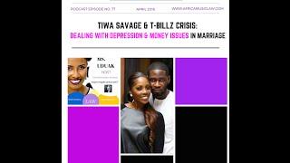 Entertainment Law: (Analysis) Tiwa Savage & TeeBillz Marriage Crisis