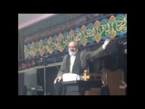 Maulana Afzal Hayderi 1st Muharram Birmingham (UK)