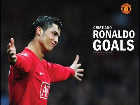 All 42 Cristiano Ronaldo Goals Of Season 07/08 Video
