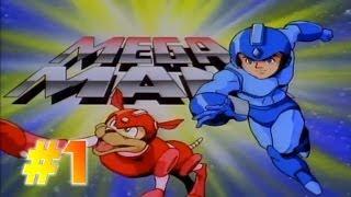 Mega Man - Folge 1 - Aller Anfang ist Schwer (Deutsch) [HD]