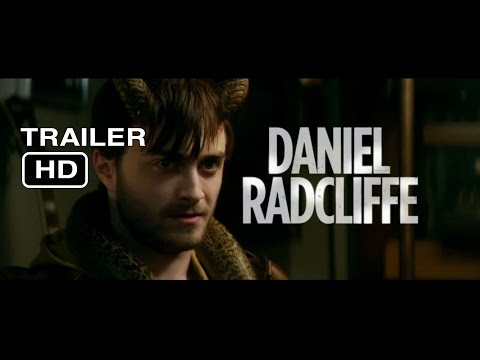 Horns - Main Trailer starring Daniel Radcliffe